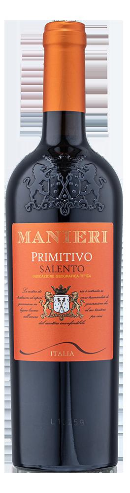 Primitivo Salento IGT Manieri