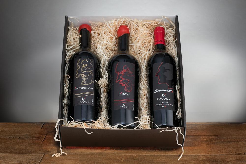 Geschenk-Box Toscana