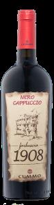 Nero Cappuccio 1908 Terre Siciliane IGT