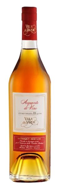 Acquavite di Vino Brandy 10 Anni 40%