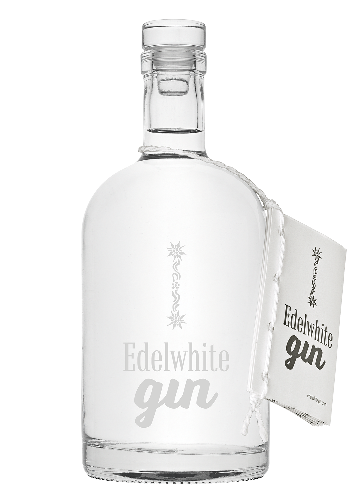 Gin Edelwhite 42% 500ml