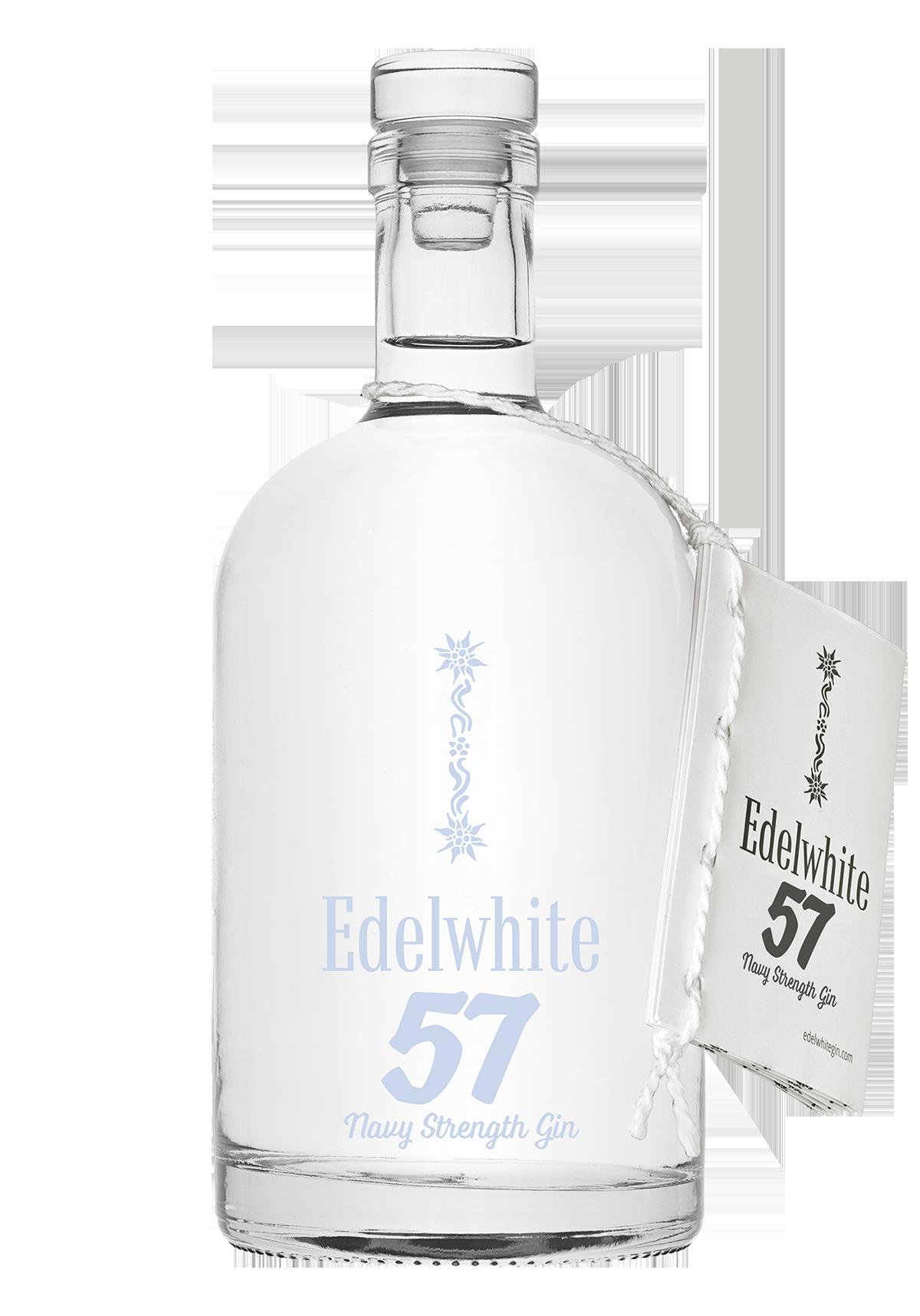Gin Edelwhite 57% 500ml