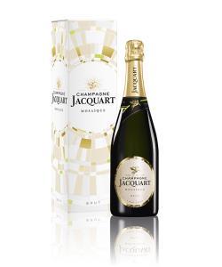 Champagne Jacquart Mosaique brut im Einzelkarton