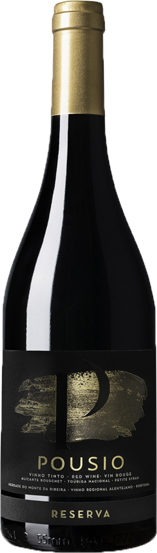 Pousio Vinho Tinto Selection Reserva Alentejano IG