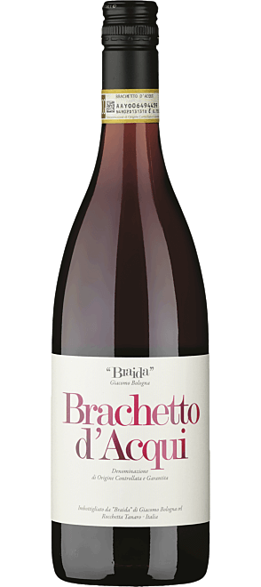 Brachetto d'Acqui Braida DOCG