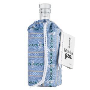 Tasche Edelwhite für 500ml-Flasche, verschiedene Farben