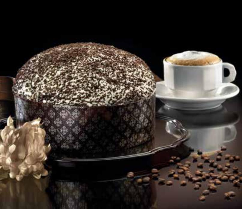 Panettone al Cappuccino Flamigni 1kg
