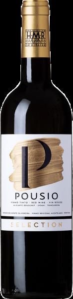 Pousio Vinho Tinto Selection Alentejano IG