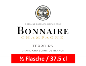 Bonnaire TERROIRS Grand Cru