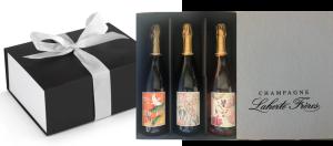 Champagne Laherte Gift Set