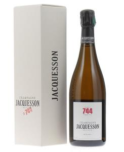 JACQUESSON  N° 744 Extra-Brut with gift box