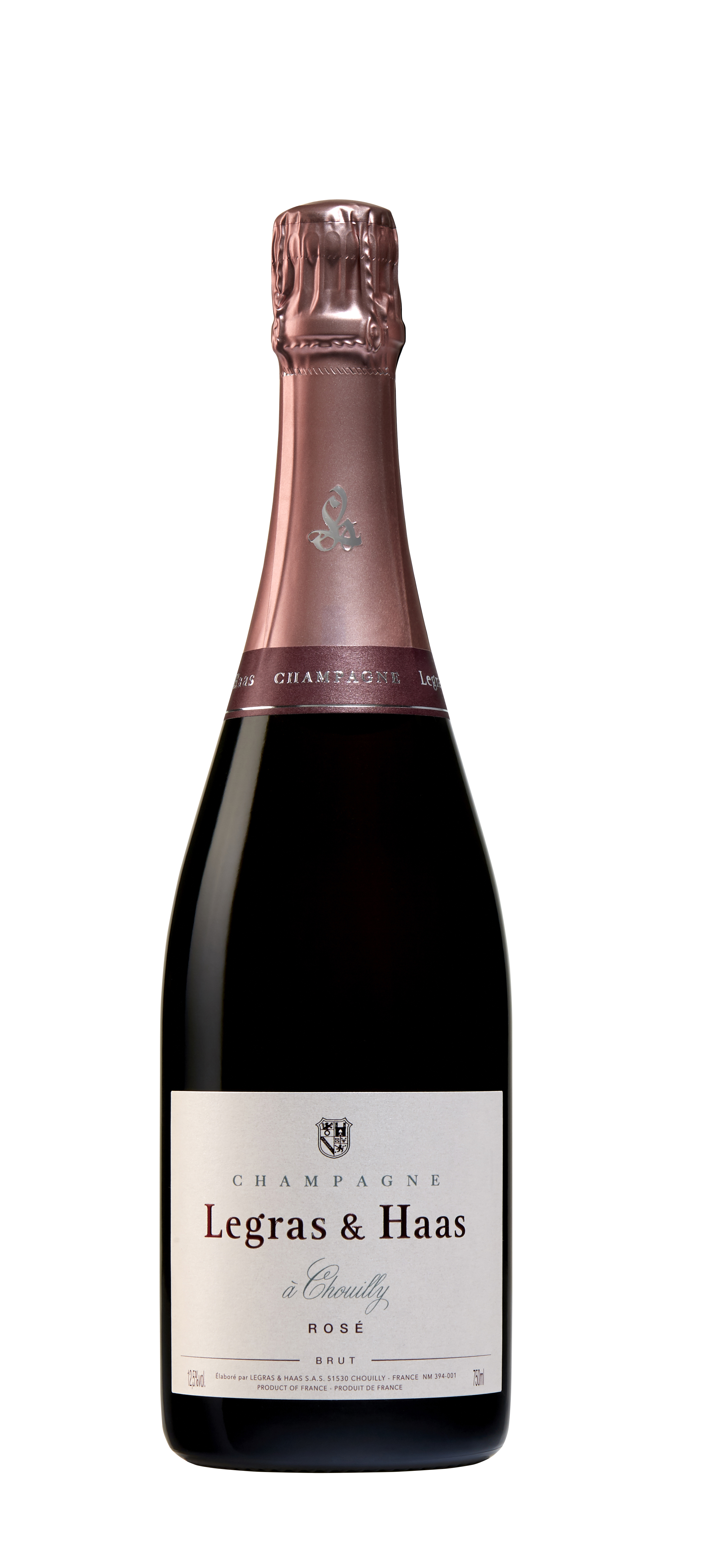 Legras & Haas Rosé