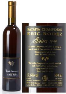 Ratafia Champenois ERIC RODEZ
