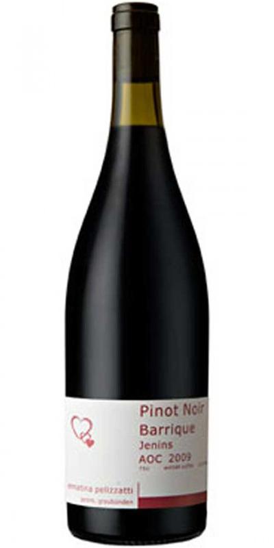 Pinot noir Sélection Barrique Jenins AOC