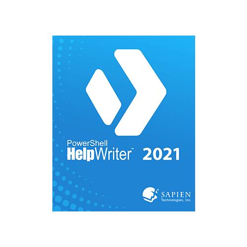 PowerShell HelpWriter