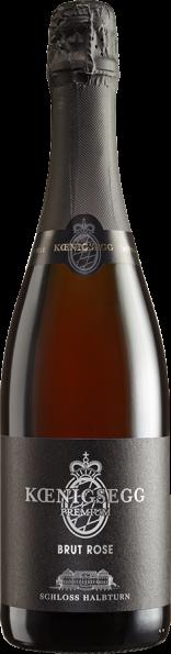 Königsegg Premium Brut Rosé Sekt (PN)