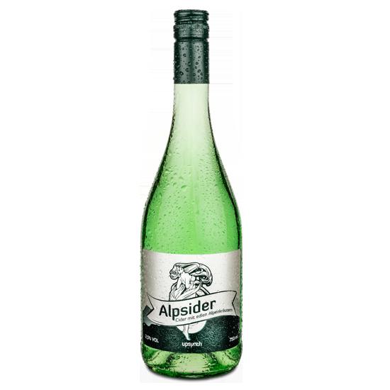 Alpsider Kräuter grün