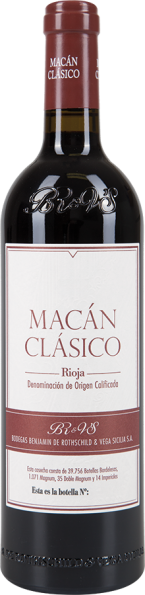 Macán Clásico Rioja D.O.Ca. - TE