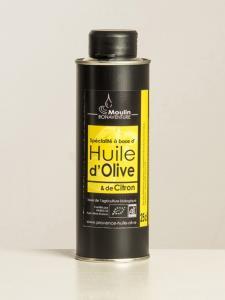 Olivenöl - Huile de Olive Citrone bio
