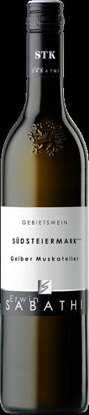 Gelber Muskateller Südsteiermark DAC