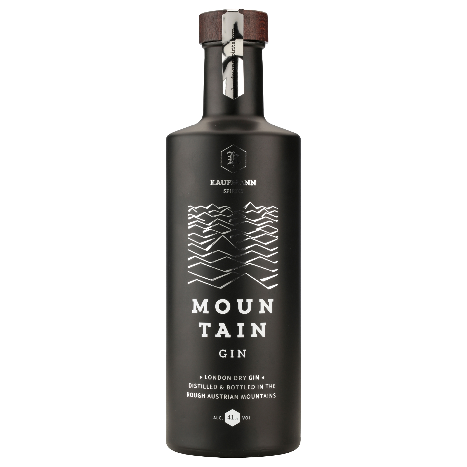 Mountain London Dry Gin 41% vol.
