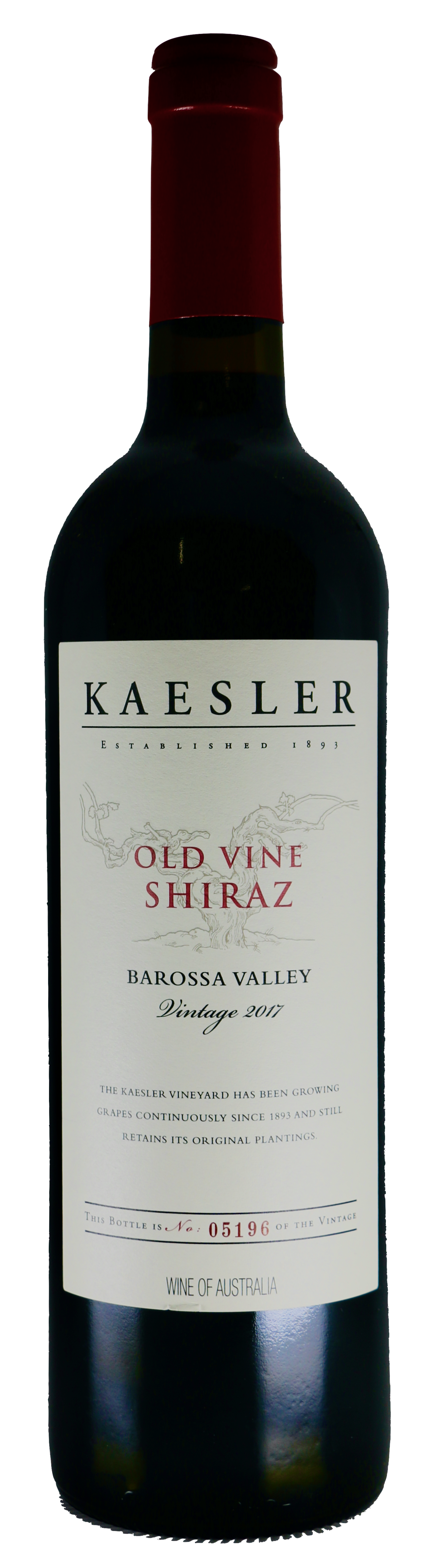 Old Vine Shiraz