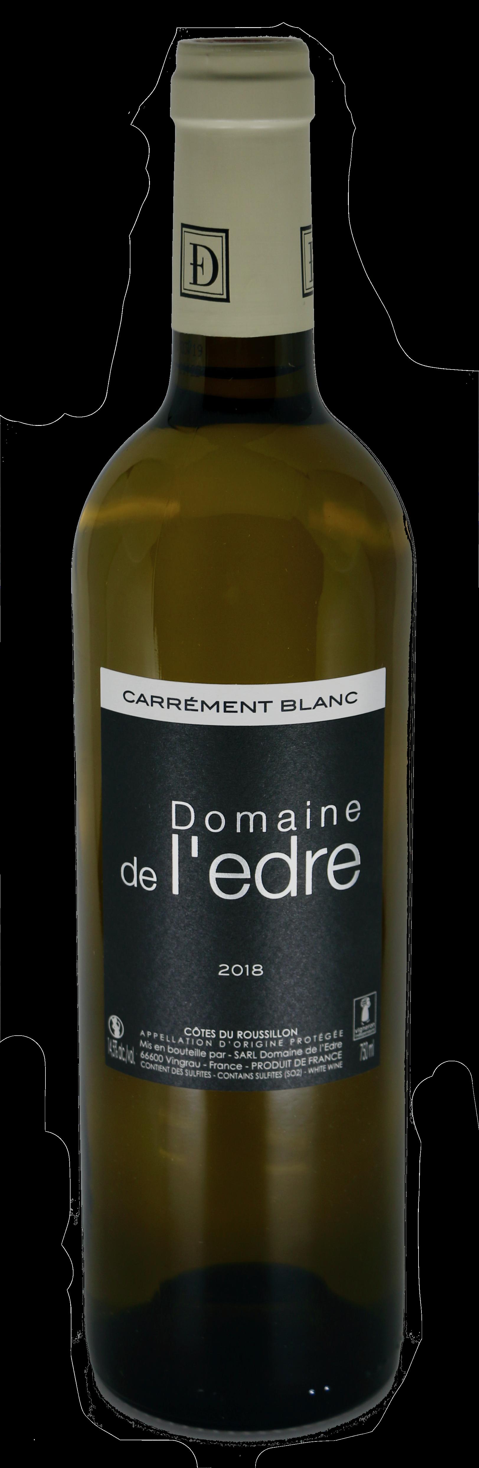 Carrement Blanc, Roussillon Vllages AOC