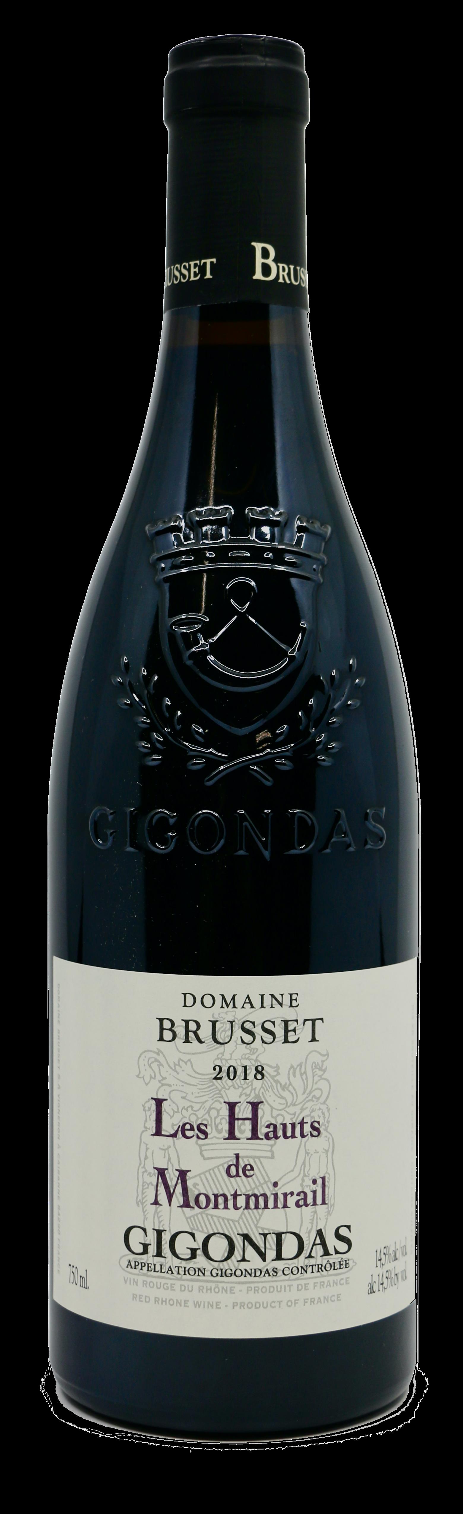 Gigondas Les Hauts de Montmirail