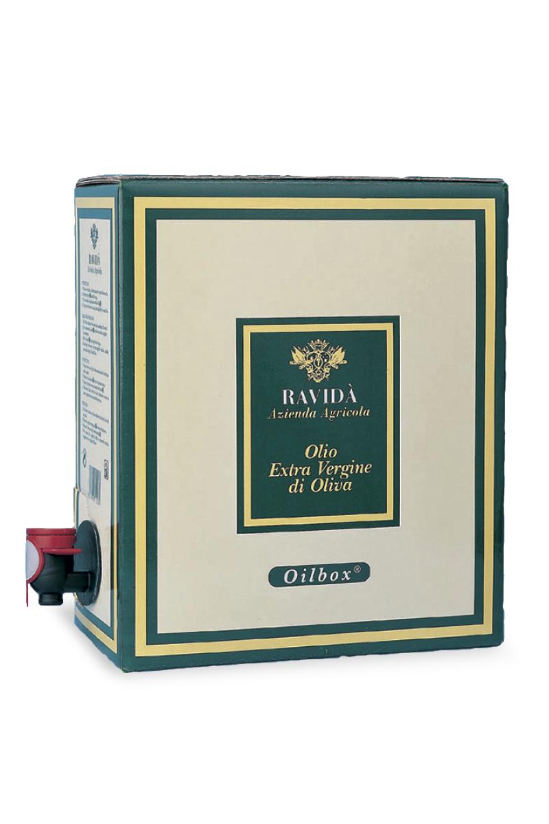 Ravidà - Olio Extra Vergine (Ernte 2020)