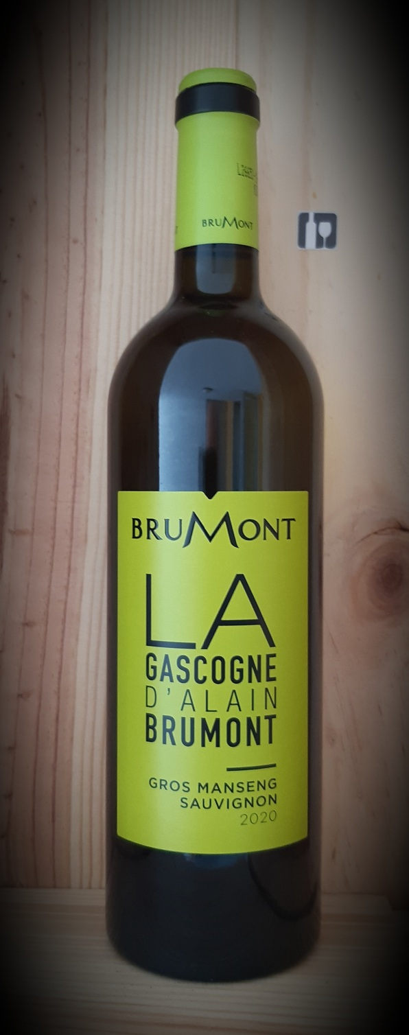 Alain Brumont - Gros Manseng - Sauvignon Blanc