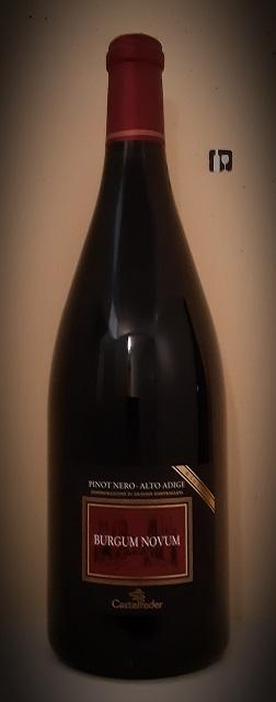 Pinot Nero Riserva Burgum Novum Magnum
