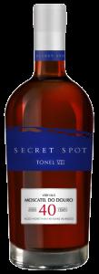 Secret Spot Moscatel do Douro +40 years, DOC
