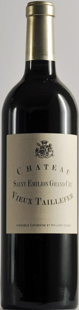 Château Vieux Taillefer rouge
