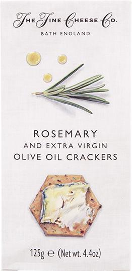 Cracker Rosmarin & Olivenöl