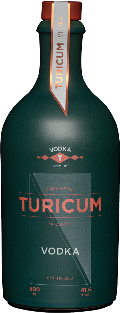 Turicum Vodka Gin infused