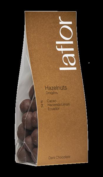 Dragées Hazelnuts Ecuador Hazienda Limon 74%