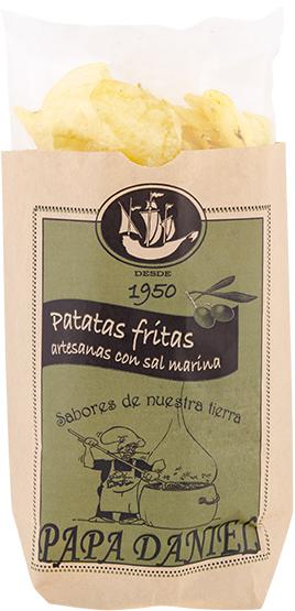 Patatas Fritas Papa Daniel