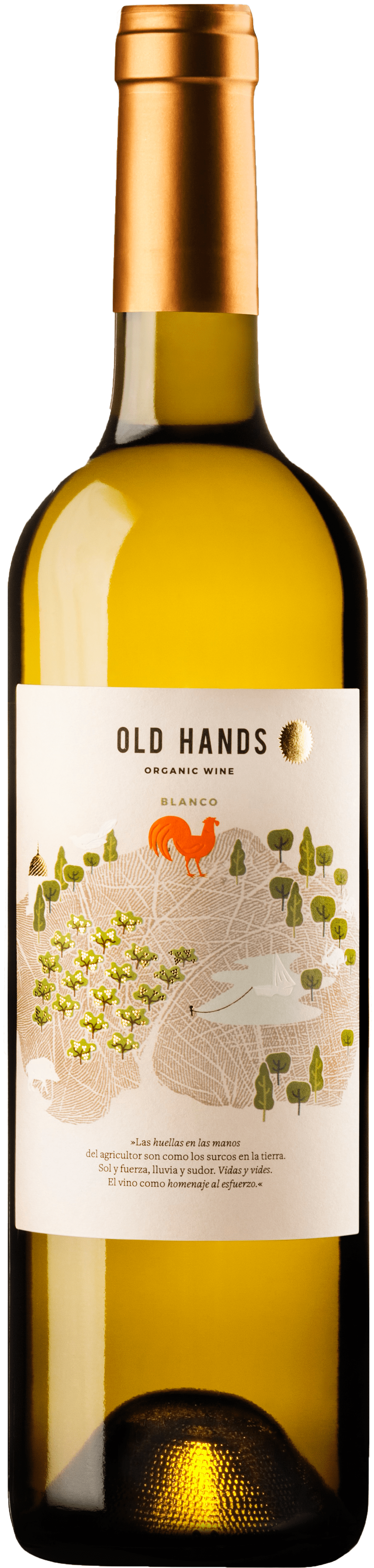 Old Hands Blanco