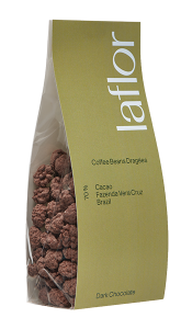 Dragées Coffee Beans Brasilien Fazenda Vera Cruz 70%