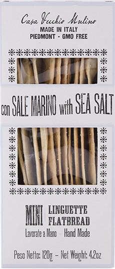 Mini Linguette con sale marino
