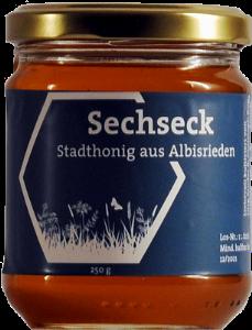 Sechseck Bienenhonig aus Albisrieden ZH