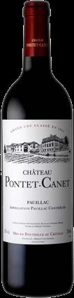 Château Pontet-Canet 5 ème cru classé en 1855