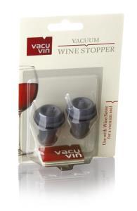 Wine Stopper grau 2 Stk.